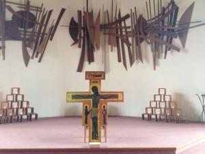 Midday prayer, chaplaincy