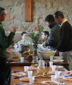 Vallechiara table